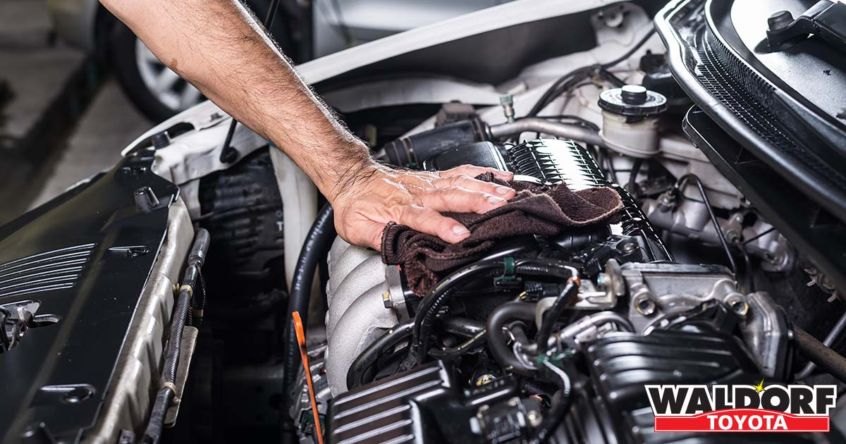 April Is National Car Care Month Waldorf Toyota Blog