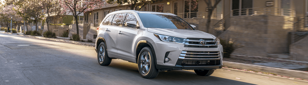 2019 Toyota Highlander Trims