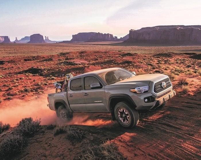 2018 Toyota Tacoma Review Waldorf MD | Waldorf Toyota